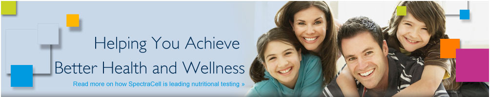 Spectracell Micronutrient Testing