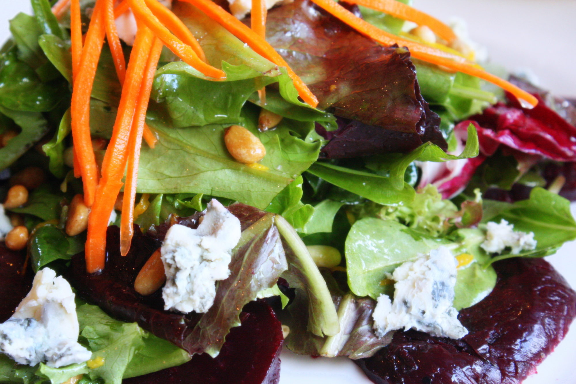 Beets and Greens 'libido boosting' Salad