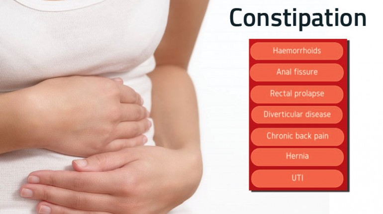 How do you fix constipation?