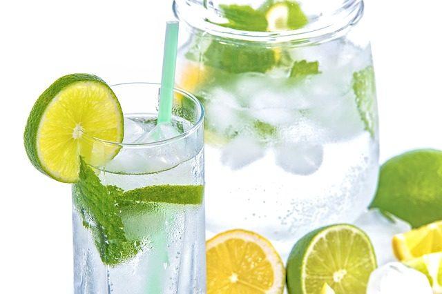 Morning Detox Drink (for fat flushing)