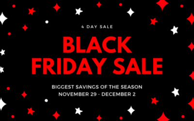 Black Friday Sale on all things Winter Wellness + Ideal Weight!