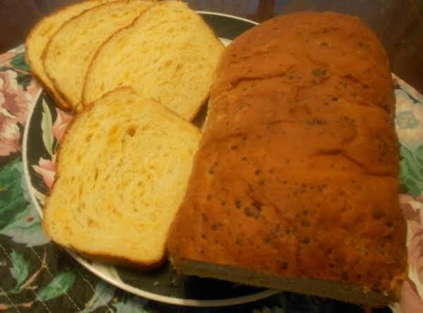 The Ultimate Squash Bread (great bread alternative)