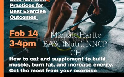 Best Nutritional Practices for Best Exercise Outcomes