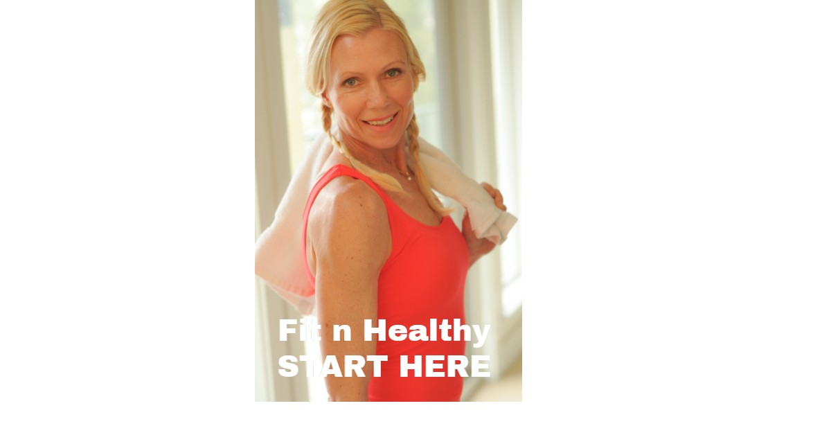 START HERE – The Fit n Healthy Reset