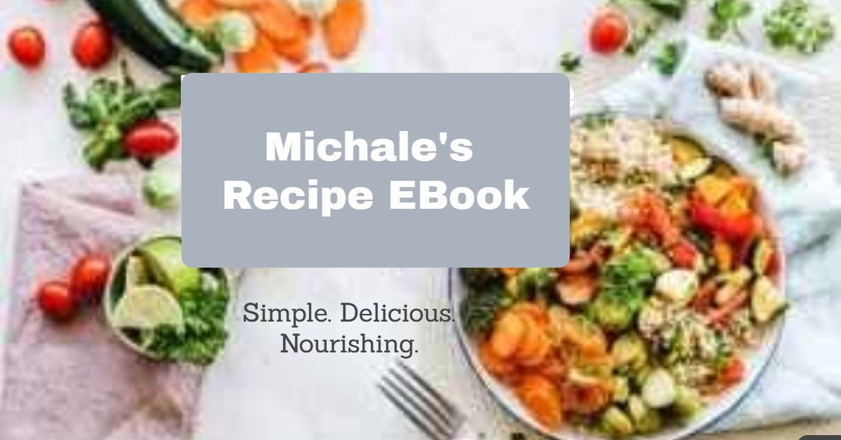 Michale's Recipe EBook