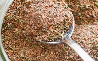 Full Flavor Seasoning Mix – Homemade!