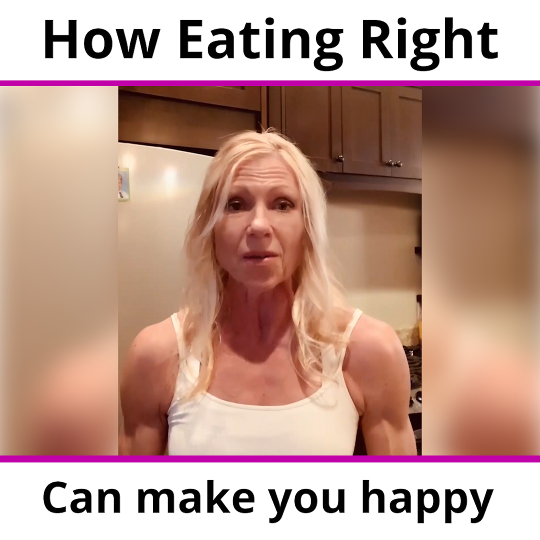 How Eating Right Can Make You Happy